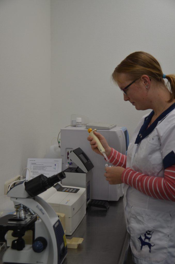 Bloed- urine en ontlastingsonderzoek