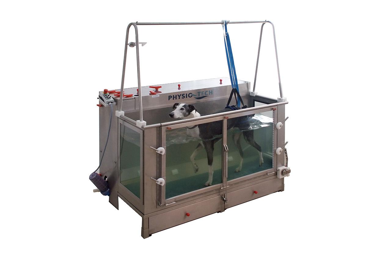 De nieuwe aquatrainer is in gebruik genomen!