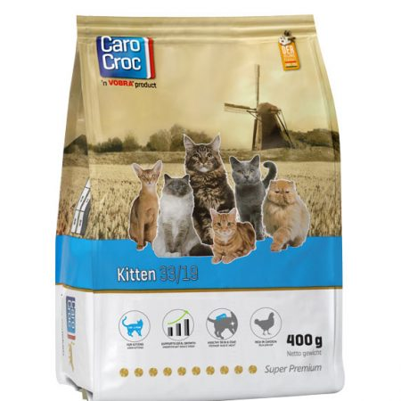 CaroCroc Kitten 400 gram