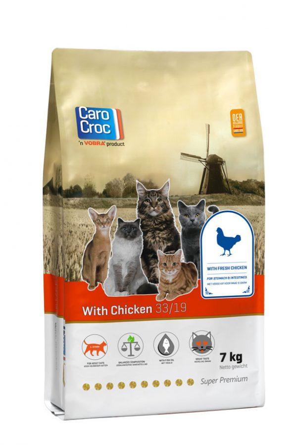 CaroCroc With Chicken 7kg