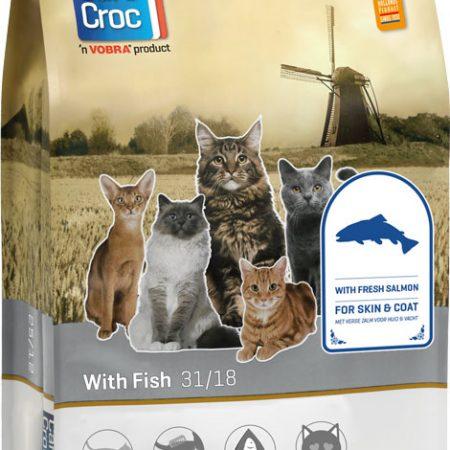 CaroCroc With Fish 7kg