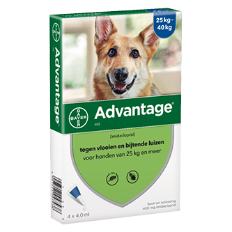 Advantage hond 400-4