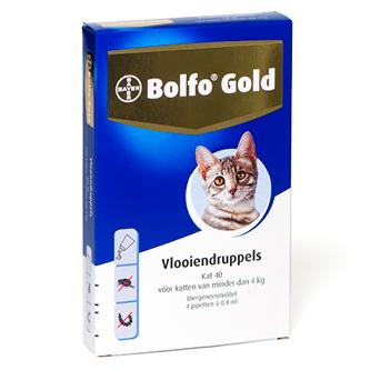 Bolfo Gold kat 40-4