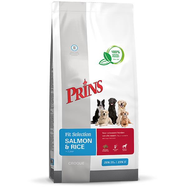 Fit Selection Dog Salmon & Rice - 2 kilo