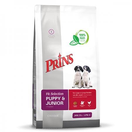 Fit Selection Dog Puppy & Junior - 2 kilo
