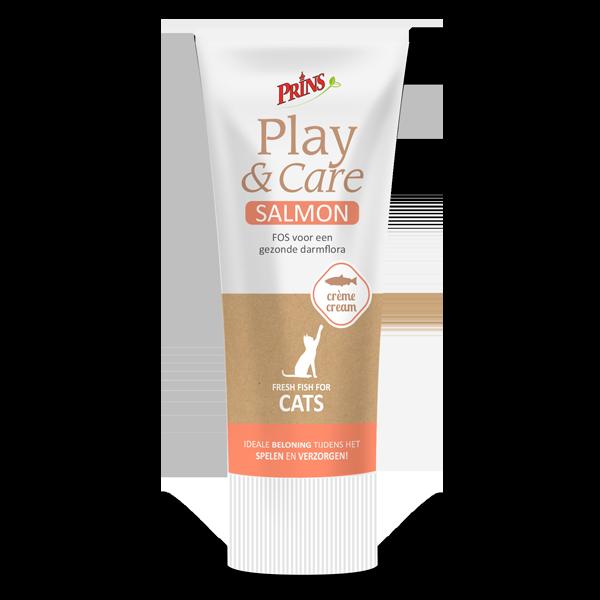 Play & Care Salmon 75 gram