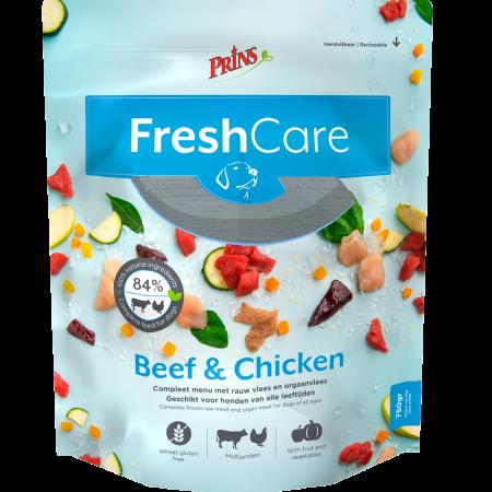 FreshCare Beef & Chicken Zak - 0,75 kilo