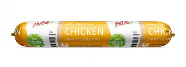 NatureCare Dog Chicken - 0,25 kilo
