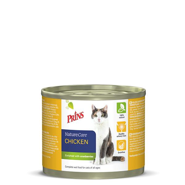 NatureCare Cat Chicken - 0,20 kilo